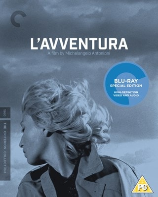 L'Avventura - The Criterion Collection