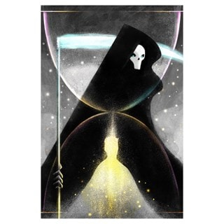 Reaper By Carly AF: Variant Art Print (hmv Exclusive)