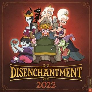 Disenchantment Square 2022 Calendar