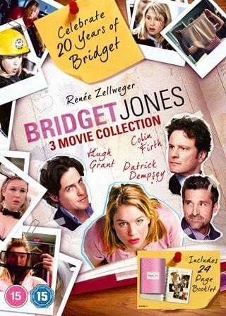 Bridget Jones's Diary/The Edge of Reason/Bridget Jones's Baby