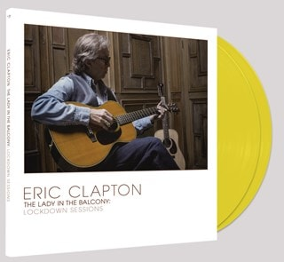The Lady in the Balcony: Lockdown Sessions - Limited Edition Translucent Yellow Vinyl