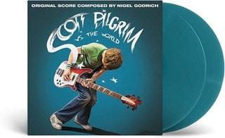Scott Pilgrim Vs. The World (Motion Picture Score) - Limited Edition Blue Vinyl