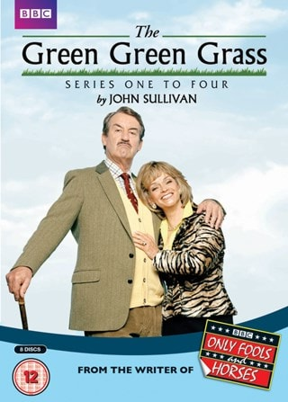 The Green Green Grass: Series 1-4