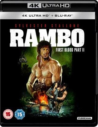 Rambo - First Blood: Part II