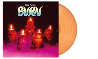 Burn - Opaque Orange Vinyl