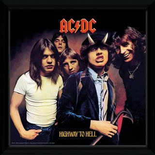 AC/DC Highway To Hell Framed Wall Art