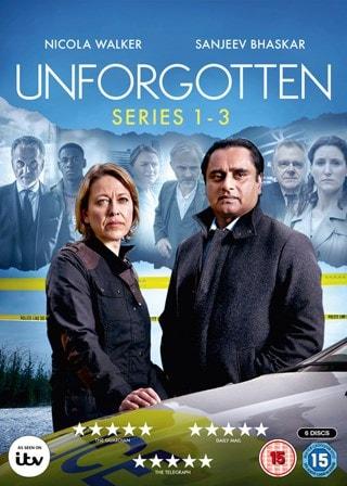 Unforgotten: Series 1-3