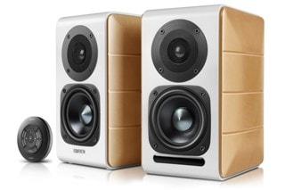 Edifier S880DB White Active Bluetooth Bookshelf Speakers