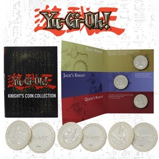 Yu-Gi-Oh! Knights Collection Coin Set