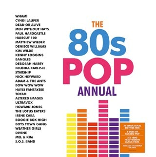 The 80s Pop Annual
