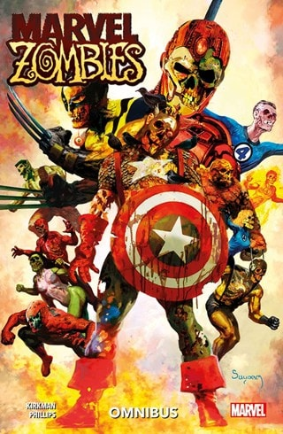 Marvel Zombies Omnibus