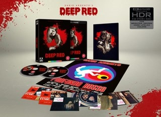 Deep Red Limited Collector's Edition