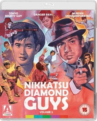 Nikkatsu Diamond Guys: Volume 2