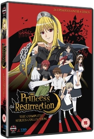 Princess Resurrection: The Complete Series Collection