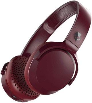 Skullcandy Riff Moab Red/Black Bluetooth Headphones