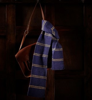 Ravenclaw House Scarf: Harry Potter Knit Kit