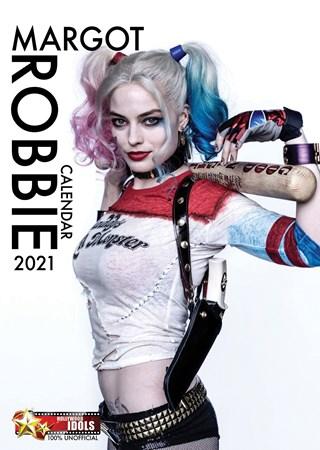 Margot Robbie: A3 2021 Calendar