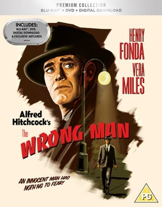 The Wrong Man (hmv Exclusive) - The Premium Collection
