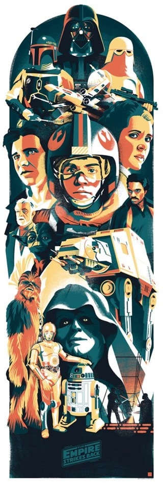 Star Wars: Galactic Conflict Lithograph Limited Edition Art Print