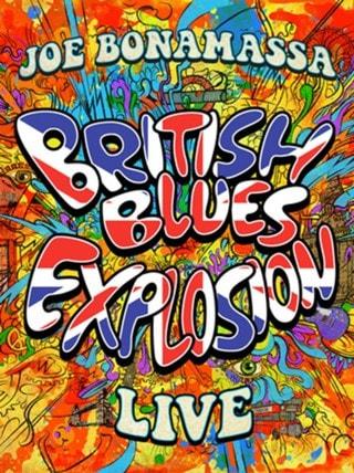 Joe Bonamassa: British Blues Explosion - Live