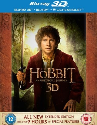 The Hobbit: An Unexpected Journey - Extended Edition