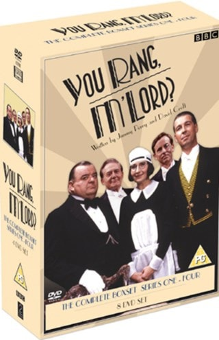 You Rang M'Lord: The Complete Series 1-4 (Box Set)
