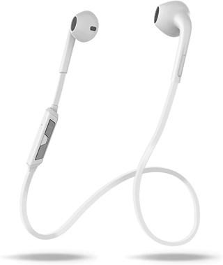 Avo BSH-100 White Sports Bluetooth Earphones