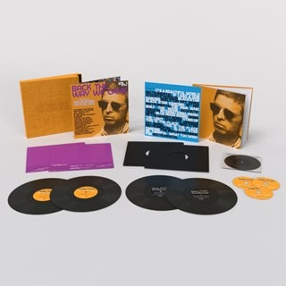 Back The Way We Came: Vol 1 (2011 - 2021) - Deluxe Box Set - 4LP, 3CD, 7""