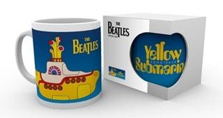 The Beatles Yellow Submarine Cover Mug