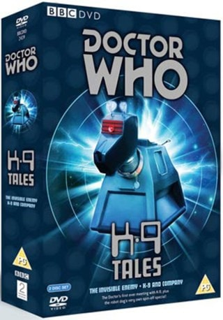 Doctor Who - K9 Tales: Invisible Enemy/K9 and Co.