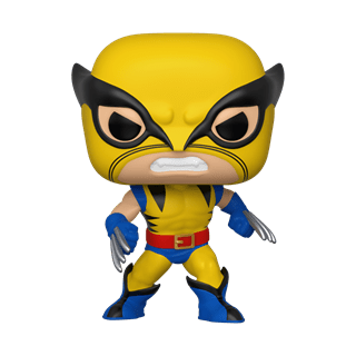 Wolverine: First Appearance (547) Marvel 80th Anniversary Pop Vinyl