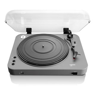 Lenco L-85 Grey USB Turntable