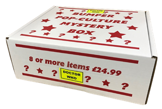 Doctor Who Pop Culture Mystery Swag Box