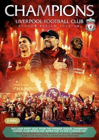 Champions: Liverpool Football Club Season Review 2019-20