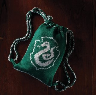 Slytherin House Kit Bag: Harry Potter Knit Kit