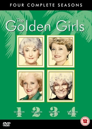 The Golden Girls: Seasons 1-4