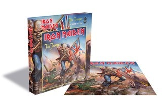 Iron Maiden: The Trooper 500 Piece Jigsaw Puzzle