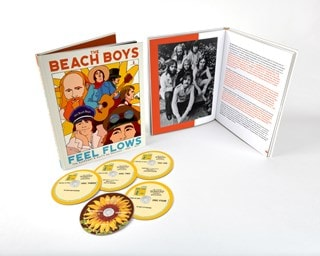 Feel Flows: The Sunflower & Surf's Up Sessions 1969-1971 - 5CD