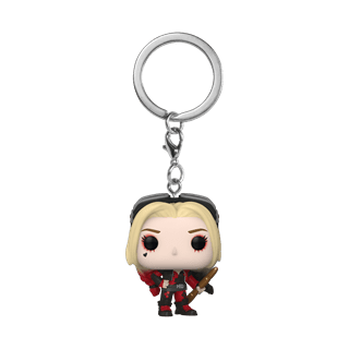 Harley Quinn: Suicide Squad 2021 Pop Vinyl: Keychain