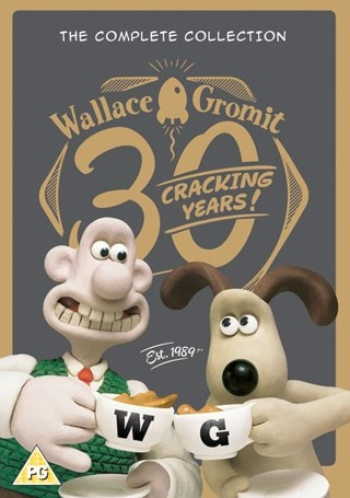 Wallace and Gromit: The Complete Collection