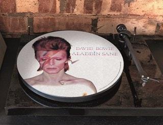 David Bowie Aladdin Sane Vinyl Slipmat