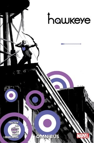 Hawkeye Omnibus Vol. 1 Marvel Comics