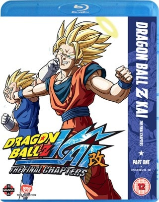 Dragon Ball Z KAI: Final Chapters - Part 1