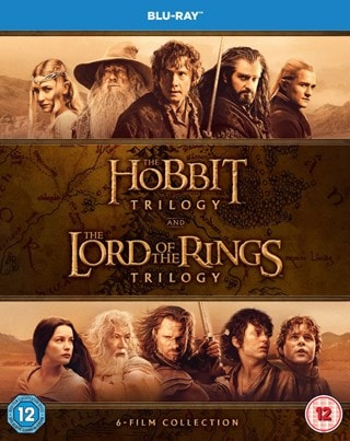 Middle-Earth: 6-film Collection