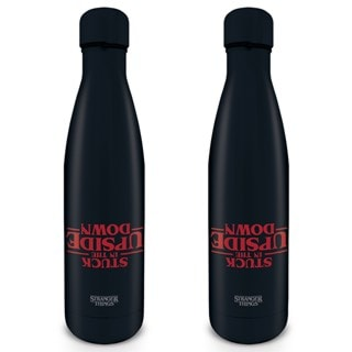 Metal Drink Bottle: Stranger Things