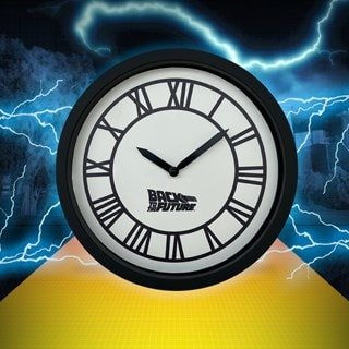 Back To The Future: Hill Valley Wall Clock