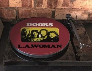 The Doors La Woman Slipmat