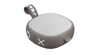Jam Hang Up Grey Bluetooth Speaker