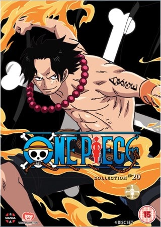 One Piece: Collection 20 (Uncut)