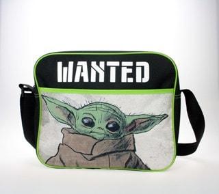 Baby Yoda (The Child) The Mandalorian: Star Wars Shoulder Bag